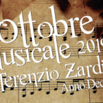 Ottobre musicale 2019 Terenzio Zardini