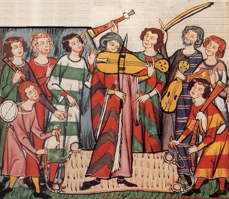 Musica sacra, canto gregoriano e musica medievale
